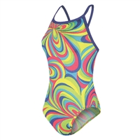 "TYR SWIMSUIT KALEIDOSCOPE ""LIMITED SIZES"""