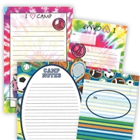 SEAL & SEND CAMP STATIONERY