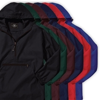 BLANK PACK-N-GO PULLOVER JACKET