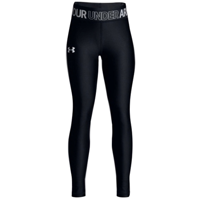 GIRLS UNDER ARMOUR HEAT GEAR LEGGING