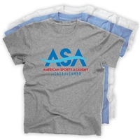 AMERICAN SPORTS ACADEMY OFFICIAL TEE