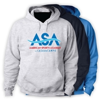 AMERICAN SPORTS ACADEMY OFFICIAL HOODED SWEATSHIRT