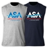AMERICAN SPORTS ACADEMY SLEEVLESS TEE
