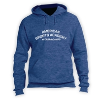 AMERICAN SPORTS ACADEMY VINTAGE HOODED SWEATSHIRT