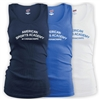 AMERICAN SPORTS ACADEMY RIBBED TANK