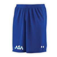 AMERICAN SPORTS ACADEMY UNDER ARMOUR BASKETBALL SHORT