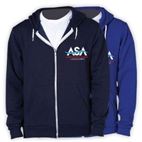 AMERICAN SPORTS ACADEMY AMERICAN APPAREL FLEX FLEECE HOODY