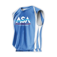 AMERICAN SPORTS ACADEMY OFFICIAL REV BASKETBALL JERSEY