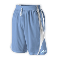 AMERICAN SPORTS ACADEMY OFFICIAL REV BASKETBALL SHORTS