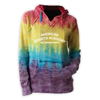 AMERICAN SPORTS ACADEMY COURTNEY BURNOUT V-NOTCH SWEATSHIRT