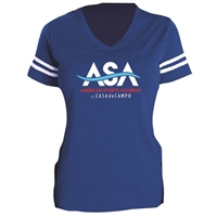 AMERICAN SPORTS LADIES GAME DAY TEE