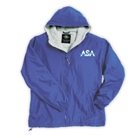 AMERICAN SPORTS ACADEMY FULL ZIP JACKET WITH HOOD