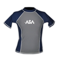 AMERICAN SPORTS ACADEMY GRUVY WEAR ADULT UV PROTECTIVE SWIM SHIRT