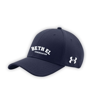 BETH EL UNDER ARMOUR CURVED BRIM STRETCH FITTED CAP