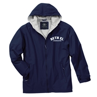 BETH EL FULL ZIP JACKET WITH HOOD