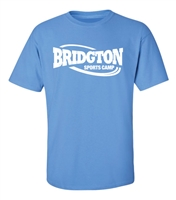 BRIDGTON FREE TEE <u><b>DO NOT ORDER 2 FREE TEE SHIRTS GIVEN OUT AT CAMP</b></u>+