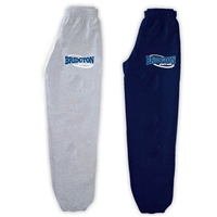 BRIDGTON ELASTIC BOTTOM SWEATPANTS WITH POCKETS