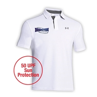 BRIDGTON MENS UNDER ARMOUR LEADERBOARD POLO
