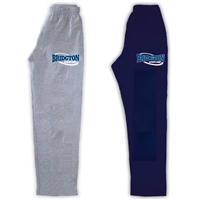 BRIDGTON OPEN BOTTOM SWEATPANTS WITH POCKETS