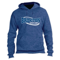 BRIDGTON VINTAGE HOODED SWEATSHIRT