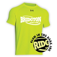 BRIDGTON HYPER COLOR UNDER ARMOUR TEE