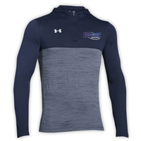 BRIDGTON UNDER ARMOUR TECH 1/4 ZIP HOODY