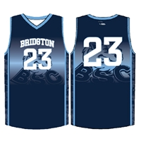 BRIDGTON SUBLIMATED REV BASKETBALL TANK