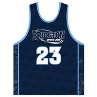 BRIDGTON SUBLIMATED REV LACROSSE TANK
