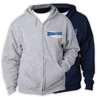 BRIDGTON FULL ZIP HOODED SWEATSHIRT