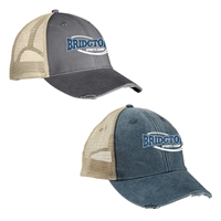 BRIDGTON OLLIE DISTRESSED HAT