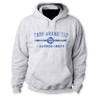 CAMP ARANU'TIQ OFFICIAL HOODED SWEATSHIRT