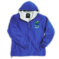 CAMP ARANU'TIQ FULL ZIP JACKET WITH HOOD