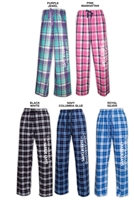 CAMP ARANU'TIQ FLANNEL PANTS