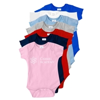 CARMEL ACADEMY INFANT BODYSUIT