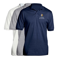 CARMEL ACADEMY SHORT SLEEVE POLO
