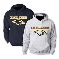 CARMEL ACADEMY HOODED SWEATSHIRT
