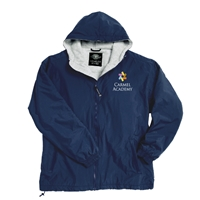 CARMEL ACADEMY FULL ZIP JACKET WITH HOOD