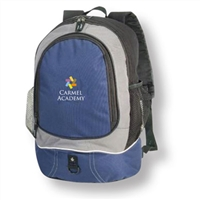 CARMEL ACADEMY BACKPACK*