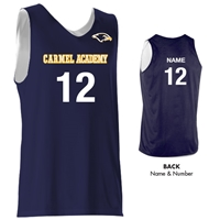 CARMEL SPORTS REVERSIBLE BASKETBALL JERSEY