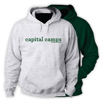CAPITAL CAMPS OFFICIAL HOODED SWEATSHIRT