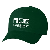 CAPITAL CAMPS CAMP FLEX FIT CAP