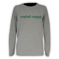 CAPITAL CAMPS THERMAL LONG SLEEVE TEE