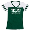 CAPITAL CAMPS POWDER PUFF T-SHIRT