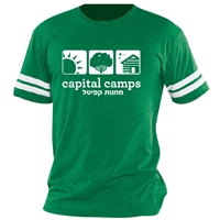 CAPITAL CAMPS GAME DAY TEE