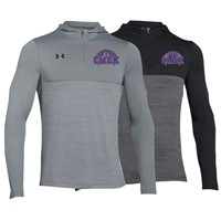 CMEK BASKETBALL UNDER ARMOUR TECH 1/4 ZIP HOODY