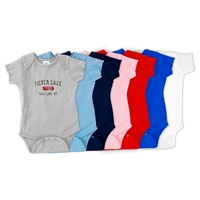 SILVER LAKE INFANT ONESIE