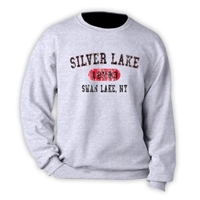 SILVER LAKE OFFICIAL CREW SWEATSHIRT