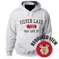 SILVER LAKE OFFICIAL HOODED SWEATSHIRT