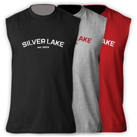SILVER LAKE SLEEVLESS TEE