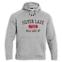SILVER LAKE UNDER ARMOUR HOODIE
